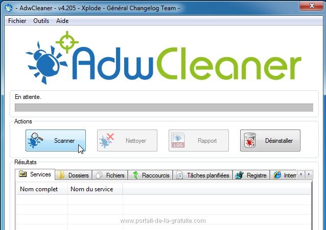 Tuto de AdwCleaner