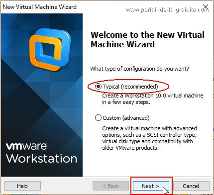 Tuto de VMware Workstation